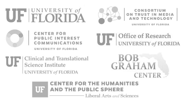 UF sponsor organization logos
